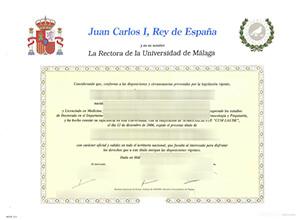 Can I buy a fake Universidad de Málaga diploma?