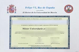 Where Can I Buy Fake Universidad de Murcia (UM) Diploma?
