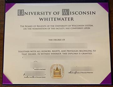 University of Wisconsin–Whitewater Fake Degree, Where To Buy It? ·